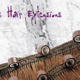 La-Weave-Micro Weft-beaded weave hair