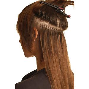 Pre-blonde-Hair-Extension