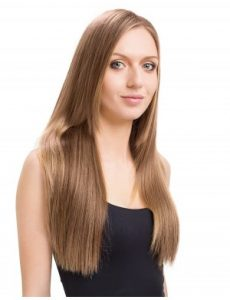 Micro Weft beaded hair extension